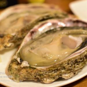 北越谷「バールビーノ」海なし県で食する全国の絶品生牡蠣!