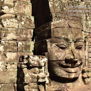 アンコール王朝最盛期の巨大宗教都市「アンコール・トム」の魅力的すぎる遺跡群