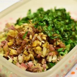夏の我が家の常備菜「山形のだし」暑い日の食卓で大活躍!