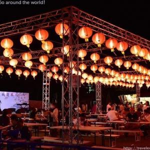 2020年10月首里城イベント「首里城プロジェクトマッピング」「首里城うむいの燈プロジェクト」主催者が違うから分かりにくい!
