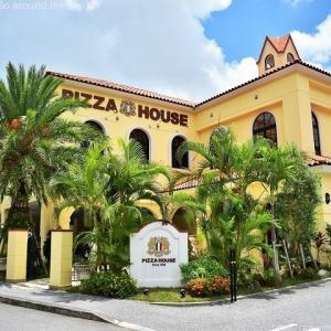 沖縄で楽しむアメリカンスタイル「PIZZA HOUSE(ピザハウス)」