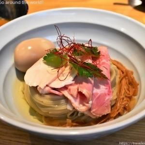 濃厚鶏白湯の鶏そばとつけ麺「ヌードルダイニング麺D」