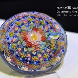 ガラスアートの世界!神戸「KOBEとんぼ玉ミュージアム」