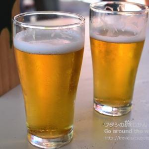 パース「Island Brew House & Dining」スワン川のほとりで飲むビール!