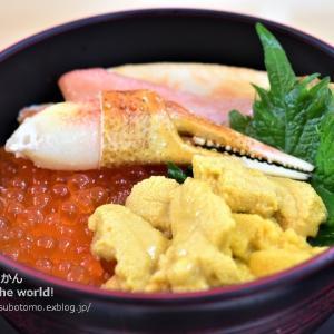 北海道の海鮮グルメを求めて。すすきの「海鮮丼の浦島」