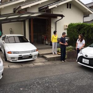 日本一周の旅がGTRマガジンから取材されました。