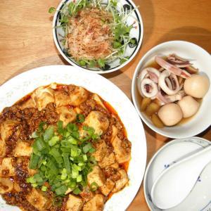 クックドゥ四川式麻婆豆腐