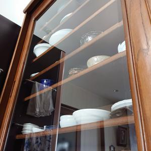 7月17日【食器棚ガラス】