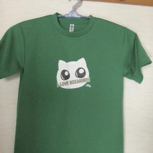 I LOVE ロクサンヌTシャツ 2枚目ッ!!!