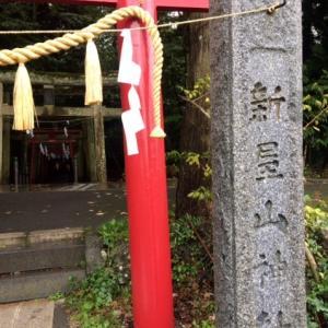 【金運神社】ちょっと前ですが参拝してきました【新屋山神社】