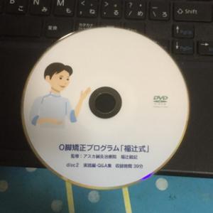 O脚矯正プログラム「福辻式」DVD(実践編・Q&A)disk2 の中身レビュー
