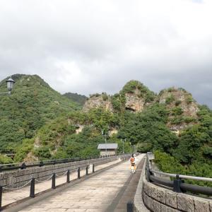 豊後國~六郷満山~行入ダムから成佛寺ぐるっと行入寺巡拝。