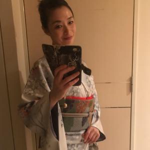 霜月〜文化祭お手伝いの装い。