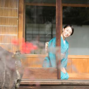 奈良の古民家での撮影会。
