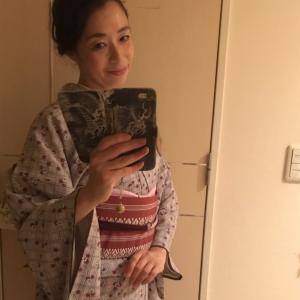 弥生〜桜の撮影会の装い〜2。