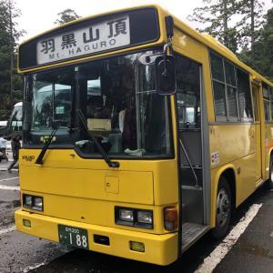 庄内交通 鶴岡駅前→羽黒随神門 乗車記 2019年10月