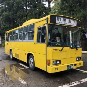 庄内交通 羽黒山頂→鶴岡駅前 乗車記 2019年10月