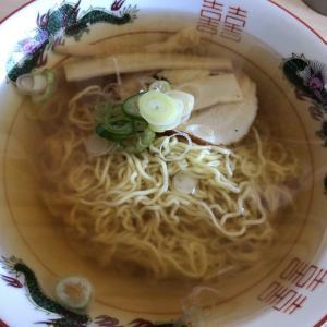 【宮古駅】三陸宮古ラーメン 懐かしい醤油ベースのスープが縮れ麺によく絡む駅ラーメンを味わう!