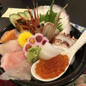 気仙沼線BRTで食べに行きたい!絶品海鮮丼!宮城県南三陸さんさん商店街 創菜旬魚はしもと