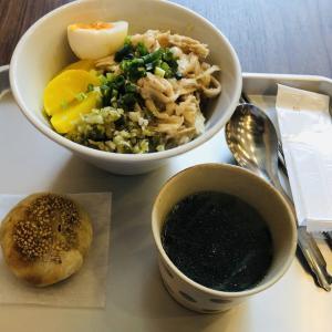 台湾豆乳大王 鹹豆漿や鶏肉飯など台湾の人気料理を東京・神保町で楽しむ