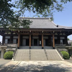 文京区 傳通院(無量山傳通院寿経寺)清河八郎とお連のお墓参り
