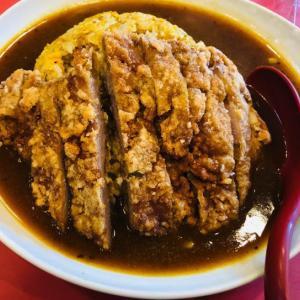 台湾料理 生駒 熱々カリカリ辛さに夢中で完食!排骨カレーチャーハン