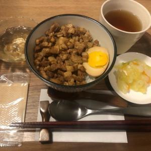 Cha Nova 銀座で味わう台湾の味 ルーローハンと愛玉子セットランチ