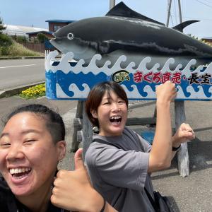 車中泊旅【78日目】青森県七戸町→北海道函館市