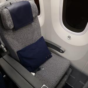 ANAシンガポール-成田搭乗記・ニュープレミアムエコノミーレビュー。2019ANAダイヤモンド(プラチナ)24便目9月23日。海外発券SIN-NRT往路早朝便。
