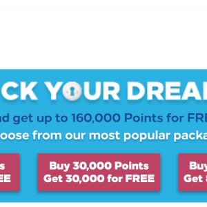 12月31日まで:ヒルトンバイポイント100%ボーナスセール。年末年始65%オフ。ハイシーズン宿泊に威力発揮。ディズニーリゾート利用にオススメ【購入で大晦日カウントダウンHilton東京ベイ・コンラッド東京が安くなる】UNLOCK YOUR DREAM TRIP