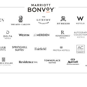マリオット ヴォンヴォイ日本展開ホテル一覧。Marriott Bonvoy