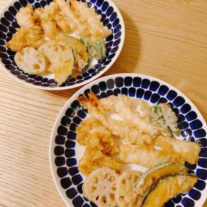 0円で天ぷら4人前を出前❤︎新規さんは1800円クーポンもらえます♪