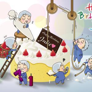 ジュリー勝手に生誕祭〜〜〜♪ どんどんパフパフ〜〜