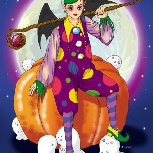 Happy Halloween♪ (ハロウィン画修正w)