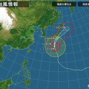 2019年10月12日台風19号テロ