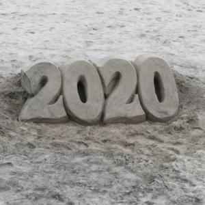 遅ればせながらの祝2020