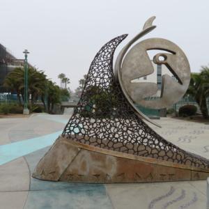 Oceanside Pier at Oceanside, CA