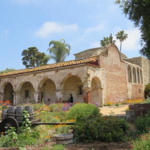 Mission San Juan Capistrano 探訪:その2