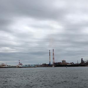 名港周辺㉘ 雨のフカセ釣り