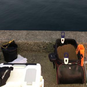 舞阪周辺① フカセ釣り