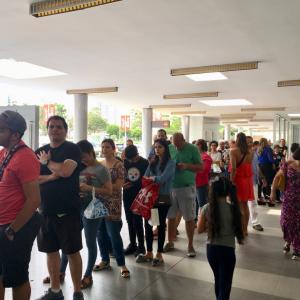 パナマのインフルエンザ予防接種無料キャンペーン
