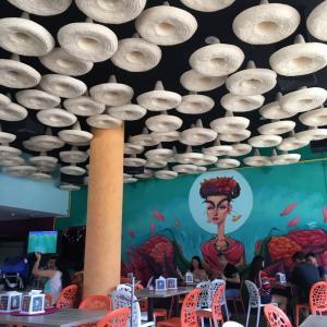 パナマでタコス:Los Tarascos Calle50