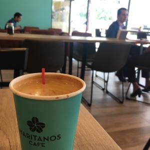 パナマでカフェ: Maritanos Cafe (Marbella)