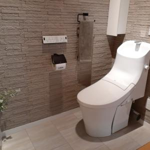 リクシルショールーム東京見学会 トイレ