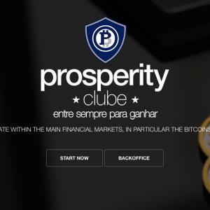 【 話題沸騰!! 日利2.1%〜】Prosperity Clube 運用状況