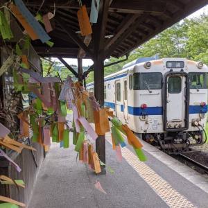 今日から夏期講習後半! 7月県北紀行② 嘉例川駅