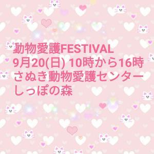 動物愛護FESTIVAL♥
