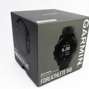 GARMIN(ガーミン) ForeAthlete 945 購入。「GPS」「GPS+GLONASS」各モードの比べてみた【精度比較】