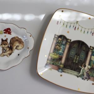 手作業で丁寧に作られた、貴重な陶器が届きました。
