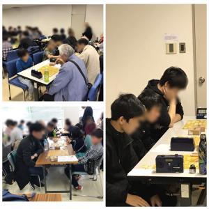 西日本将棋道場対抗戦2019年